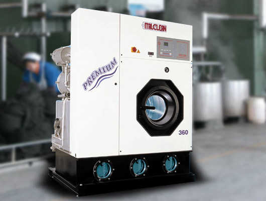 ItalClean - Commercial Dry Cleaning Laundry Machines